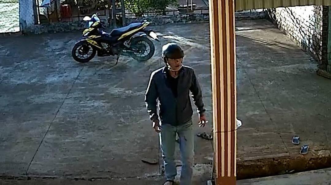 Bắt được tên trộm cà phê nhờ camera an ninh